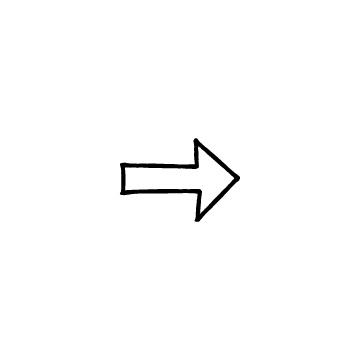 矢印2(右)