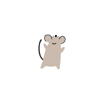 ネズミのアイキャッチ用画像