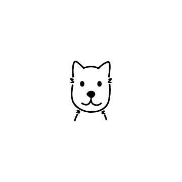 犬のアイコン