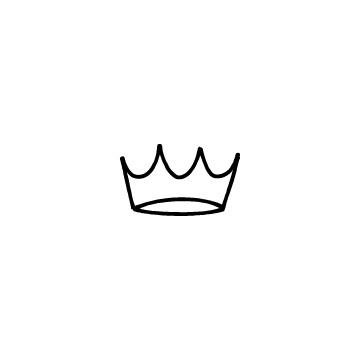 王冠のアイコン2