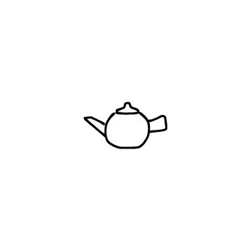 急須のアイコンのアイキャッチ用画像