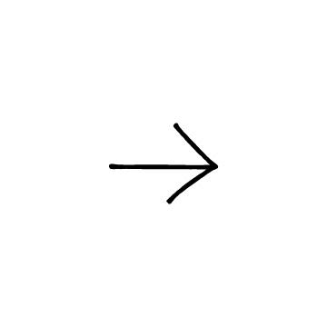 矢印1(右)