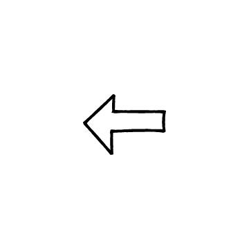 矢印2(左)
