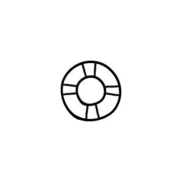 浮き輪のアイキャッチ用画像