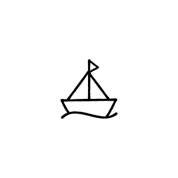 ヨットのアイキャッチ用画像