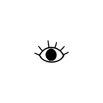 開いている目のアイキャッチ用画像