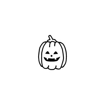 ハロウィンのかぼちゃの無料アイコンのアイキャッチ用画像