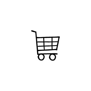 ショッピングカートのアイコンのアイキャッチ用画像