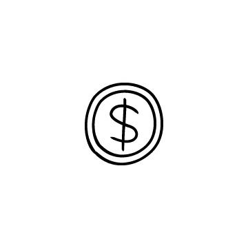 ドル硬貨のアイキャッチ用画像