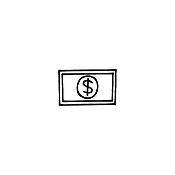 ドル紙幣のアイキャッチ用画像