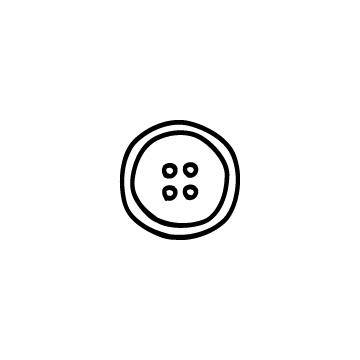 4つ穴ボタンのアイコンのアイキャッチ用画像