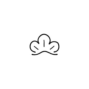 松アイコンのアイキャッチ用画像