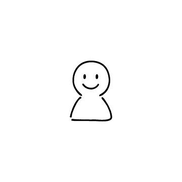 人、人物のアイコンのアイキャッチ用画像