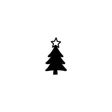 クリスマスツリーのアイキャッチ用画像