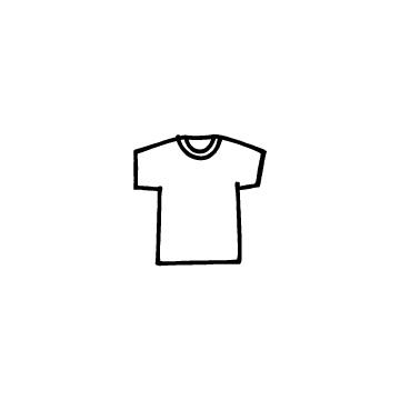 半袖Tシャツのアイキャッチ用画像