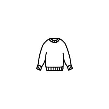 セーターのアイキャッチ用画像