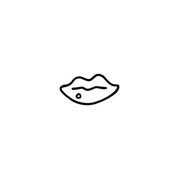 唇のアイキャッチ用画像