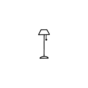 ライトスタンドのアイコンのアイキャッチ用画像