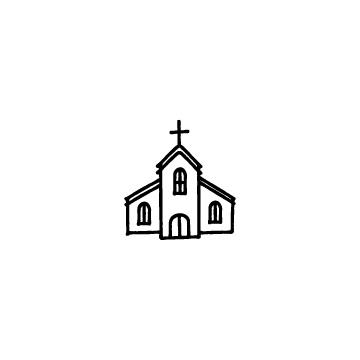 教会のアイコン