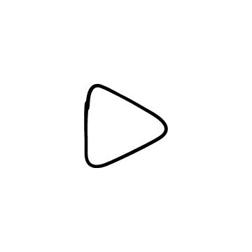 動画再生マークのアイコンのアイキャッチ用画像