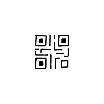 QRコードのアイコン