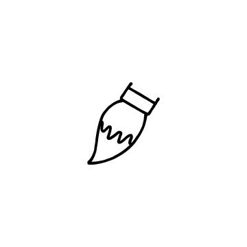 筆のアイコン