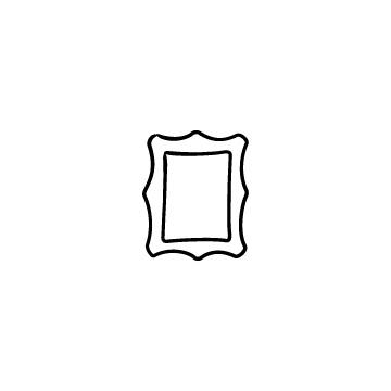 額縁のアイコンのアイキャッチ用画像