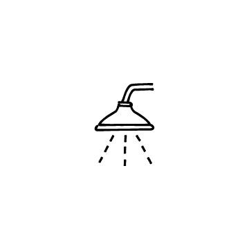 シャワーのアイコン2