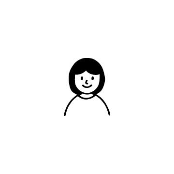 女の子のアイコンのアイキャッチ用画像