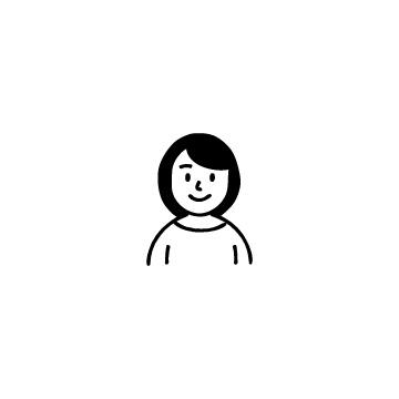 女性のアイコンのアイキャッチ用画像