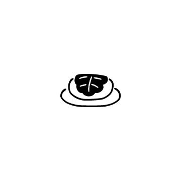 かしわ餅のアイコンのアイキャッチ用画像
