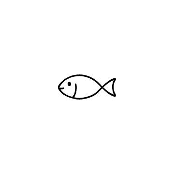 魚のアイコンのアイキャッチ用画像