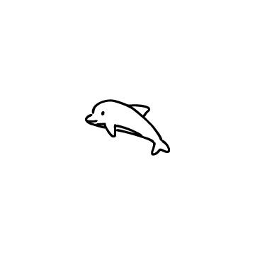 イルカのアイコンのアイキャッチ用画像