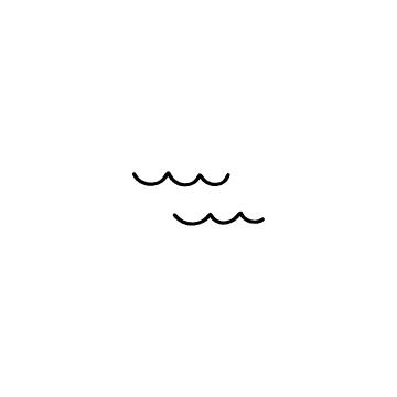 波のアイコンのアイキャッチ用画像