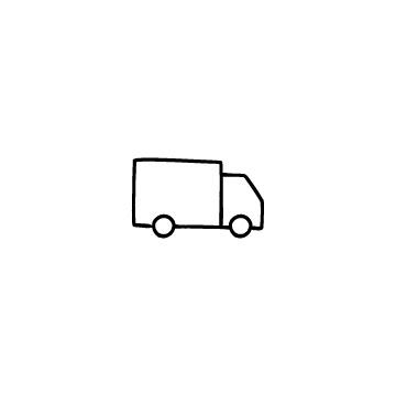 トラックのアイコンのアイキャッチ用画像