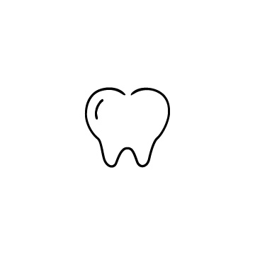 歯のアイコンのアイキャッチ用画像
