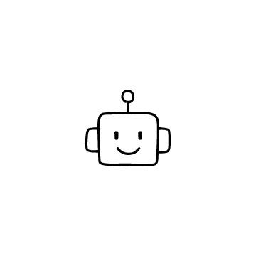 チャットボットのアイコン