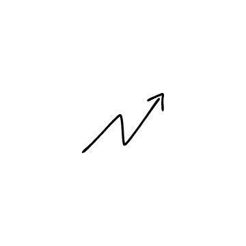 ギザギザの上向き矢印のアイコンのアイキャッチ用画像