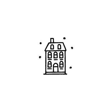 冬の家のアイコンのアイキャッチ用画像